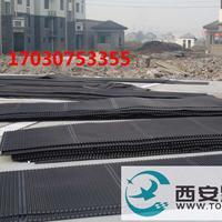 陕西西安H20PVC排水板、蓄排水板滤水板厂家批发量大从优