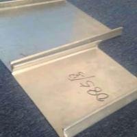 加油站高边S型防风条形铝扣板 防风条扣板天花