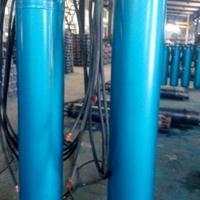 耐高温潜水泵,地热井用100度小直径大流量深井泵选型