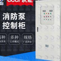 CCCF喷淋泵控制柜110KW一用一备 深圳翎翔
