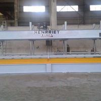 5米150吨10柱液压冷压机 1米到8米均定做 大小板材适用