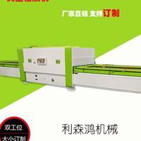 济南木工覆膜机单双工位可订制厂家直销