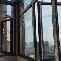 南京阅景龙华小区 封闭阳台窗 南京阳光房