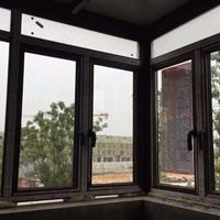 南京米格门窗  马鞍山别墅 露台阳光房 南京门窗 南京阳光房