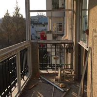 南京铝合金推拉窗 兴发铝材门窗 南京门窗