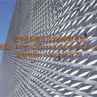 建筑装饰扩张网 脚踏网 镀锌包塑钟祥菱形网 金属板网