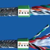 聚氨酯拖链电缆  柔性PUR聚氨酯拖链电缆