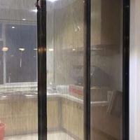广东佛山建筑夹丝玻璃  5 5夹丝玻璃门