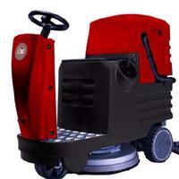 车库环氧地坪驾驶式洗地机