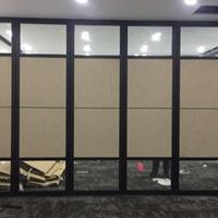 厂家供应广州办公室/会议室/酒店活动隔断/活动隔断上门包安装