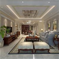 现代客厅装修全国招商加盟
