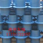 02S404图集 DN80刚性防水套管 建筑预埋管道止水套管
