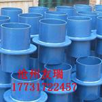 预埋刚性防水套管 02S404防水套管图集 DN65刚性套管