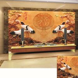 大型壁画厂家专业生产个性壁画、ktv、电视沙发背景墙