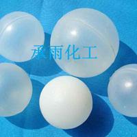 塑料空心浮球 空心浮球填料 塑料空心浮球填料