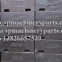产地货源高端定制铸铁砝码 1吨砝码(上市产品)2吨铸铁砝码