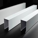 木纹铝方通_木纹U型铝方通_木纹U型铝方通多少钱一米?