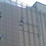 医院幕墙装饰铝单板 冲孔外墙优质幕墙铝单板