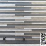 非木塑-新一代PS仿木户外板材  环保防水止滑  耐候性佳