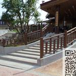 非木塑-新一代PS户外板材  环保 防水 防潮 耐候性佳-栏杆材料