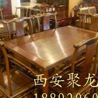 西安仿古中式餐桌_红木中式餐桌价格_优质仿古中式餐桌批发