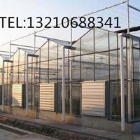 玻璃育苗温室大棚/花卉苗木玻璃温室/连栋玻璃温室骨架价格