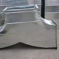 优质镀锌铁皮风管,共板法兰风管,角铁法兰风管风管