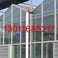 文洛型玻璃温室解决了温室保温和透光的矛盾
