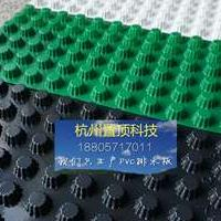 种植屋面PVC排水板 屋顶绿化塑料排水板