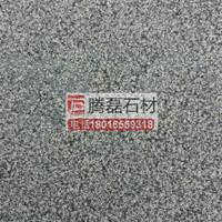 花岗岩板材 G654芝麻黑 火烧板 火烧面 荔枝面 地铺砖广场石