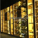 上海哪里的不锈钢酒柜质量好