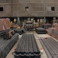 ASA树脂瓦批发 塑料波浪瓦 仿古琉璃瓦复合防腐瓦 新型屋面建材