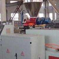 PVC塑料建筑模板生产线,木塑家具板材设备 ,设备生产线