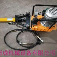 供应便携式钢筋弯曲机 手提式钢筋调直机 电动液压式钢筋拉直机