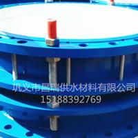 天津CC2F型可拆式双法兰松套传力接头,可拆卸传力补偿接头厂家