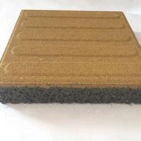 昊固科技自主研发的盲道透水砖