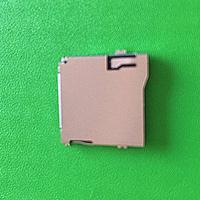 东莞工业区供应TF卡座外焊自弹式现货