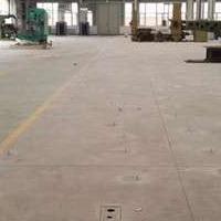 车库厂房金刚砂地坪地面空鼓处理,陶粒混凝土地面空鼓