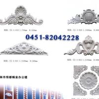 黑龙江欧式构件厂,哈尔滨欧式构件厂,GRC花饰,GRC花托