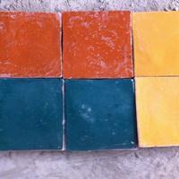 手工上釉陶土砖