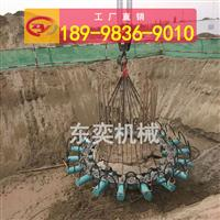 液压破桩机 建筑工地基础桩头截桩设备