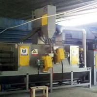 耐磨件表面处理设备  不锈钢哑光处理喷砂机 红海喷砂机厂家