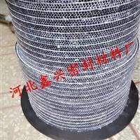 碳纤维浸四氟盘根    浸四氟碳纤维盘根   碳素纤维盘根