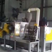 精品抛丸除锈设备定制 红海通过式抛丸机