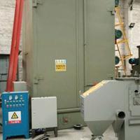 大型表面处理设备 吊钩式喷砂机专业制造商 红海喷砂机