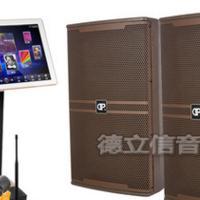 专业KTV音响酒吧KTV家庭K歌点歌机卡包套装10寸音箱