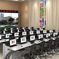 厂家直销安防设备控制柜台 操作台指挥中心调度台