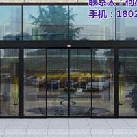 番禺维修自动门,番禺安装银行玻璃平移自动门,设计合理