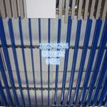 澳门场地弧形铝方通吊顶丨广东造型铝方通
