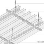 铝方通吊顶安装方法 铝方通吊顶多少钱一米